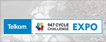 Telkom 947 Cycle Challenge EXPO