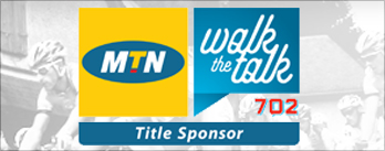 MTN Walk the Talk with 702 - 24 July 2016