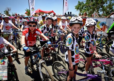 Momentum 947 Kiddies Ride 2009 – 2015