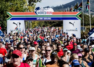 Wings for Life World Run 2016 – Present