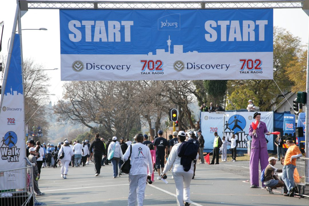 Discovery 702 Walk the Talk 2006 – 2014