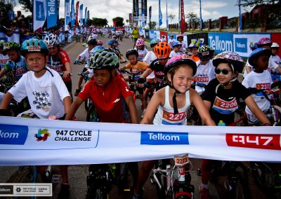 Telkom 947 Kiddies Ride 2016