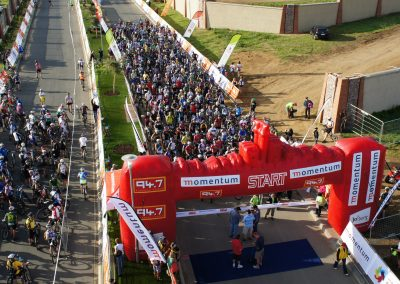 Momentum 947 Mountain Bike Challenge 2009 – 2015