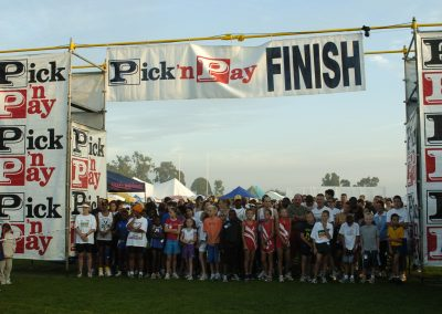 Pick n Pay Marathon 2002 – 2017